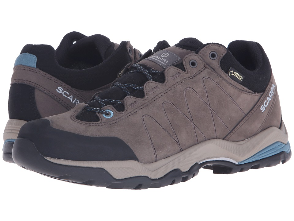 Scarpa - Moraine Plus GTX (Charcoal/Air) Women's Shoes