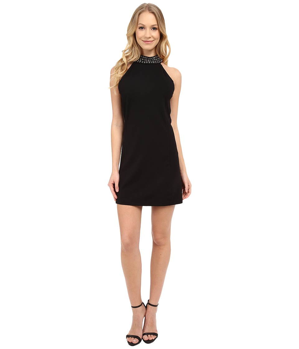 Sanctuary - Casino Dress (Black) Women's Dress