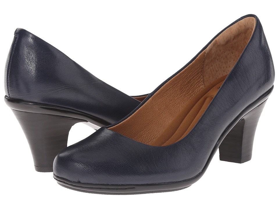Sofft - Velma (Peacoat Navy River kid) High Heels