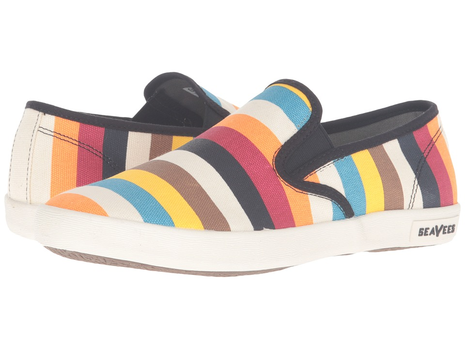 SeaVees - 02/64 Baja Slip-On Fiesta (Fiesta Stripe) Women's Shoes