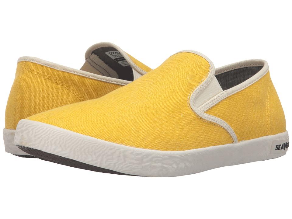 SeaVees 02/64 Baja Slip-On Fiesta (Sun Yellow) Women