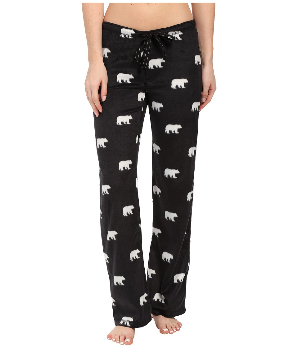 P.J. Salvage - Great Outdoor Sleep Pants (Black Bear) Women