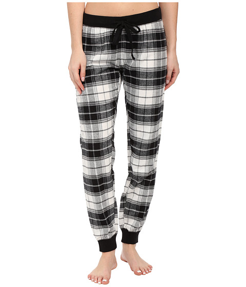 P.J. Salvage - Great Outdoor Lounge Pants (Black) Women