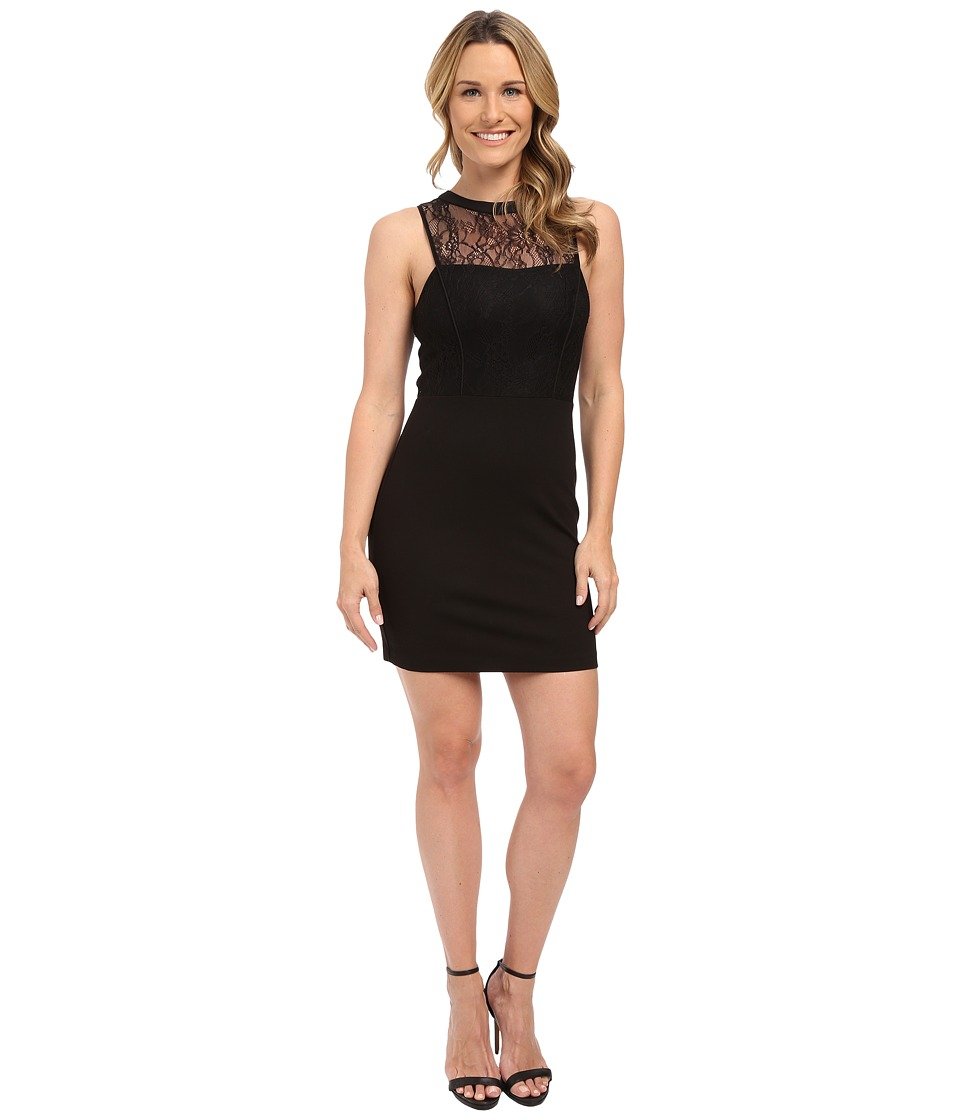 Sanctuary - Cassidy Dress (Black) Women's Dress