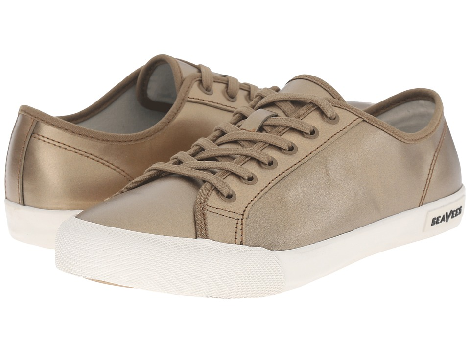 SeaVees - 06/67 Monterey Sneaker Lunar (Bronze Gold) Women's Shoes