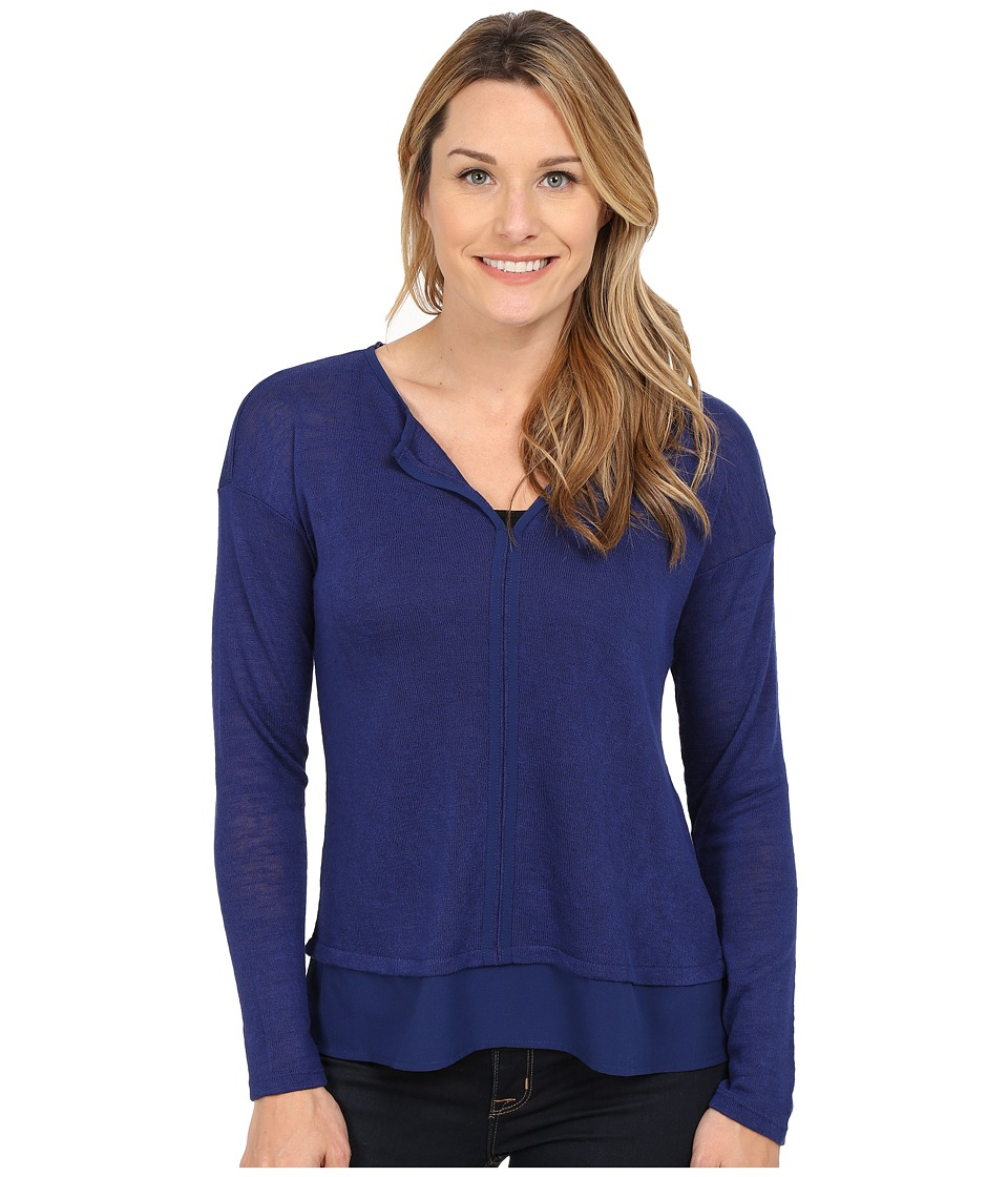 Sanctuary - Hanna Tee (Tanzanite) Women's T Shirt