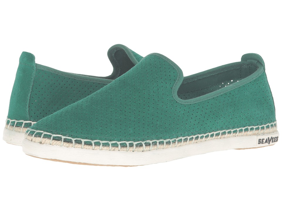 SeaVees - 10/67 Ocean Park A-Line (Deep Jade) Women's Shoes