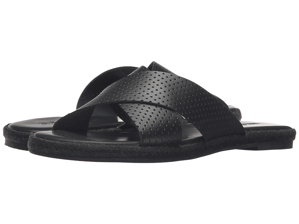 SeaVees - 10/62 Esalen Sandal (Black) Women's Slide Shoes