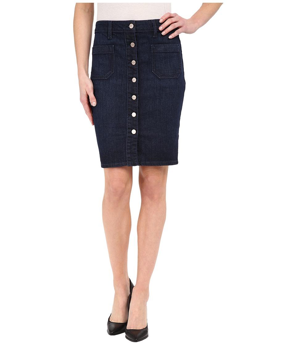 Sanctuary - Shay Skirt (Dark Loved Wash) Women's Skirt