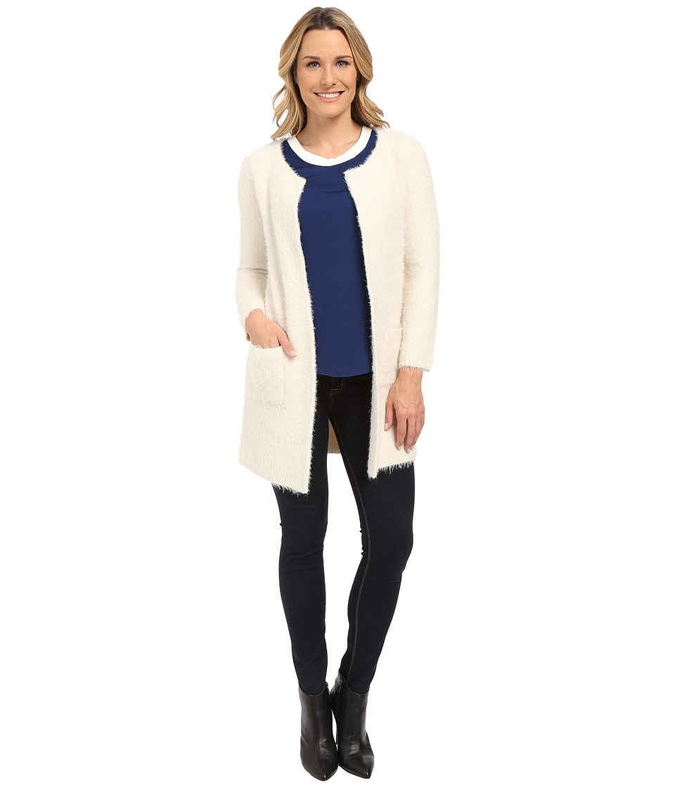 Sanctuary - Super Soft City Coat (Winter White) Women's Coat