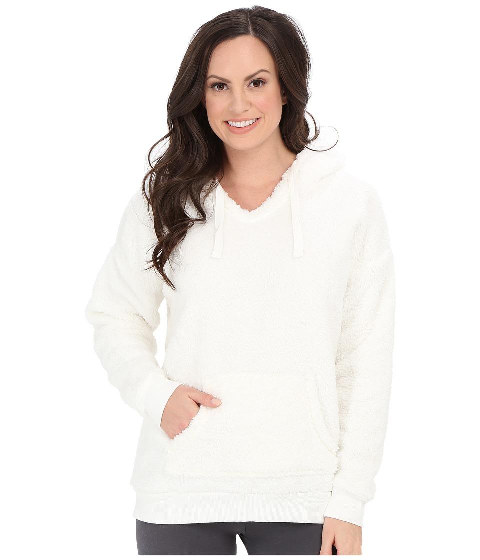 P.J. Salvage - Cozy Hoodie (Ivory) Women's Sweatshirt