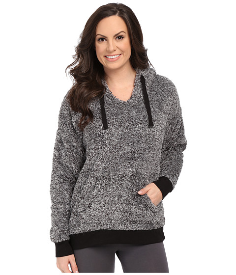 P.J. Salvage - Cozy Hoodie (Charcoal) Women's Sweatshirt