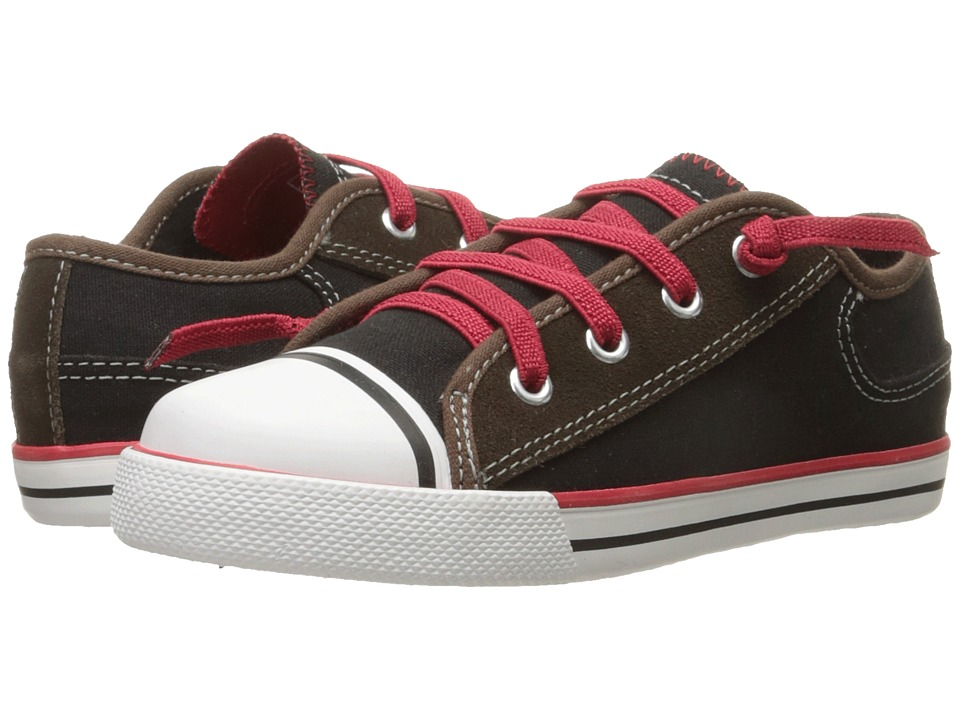 Umi Kids - Dax (Toddler/Little Kid) (Black Multi) Boys Shoes