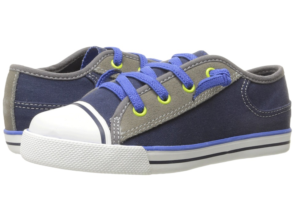 Umi Kids - Dax (Toddler/Little Kid) (Navy Multi) Boys Shoes