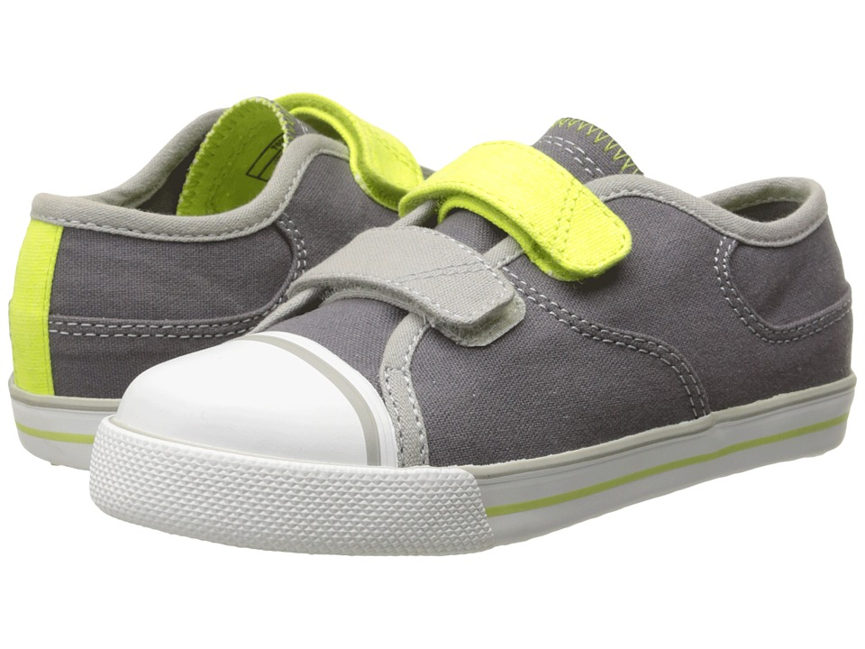 Umi Kids - Claud (Toddler/Little Kid) (Gray Multi) Boy's Shoes