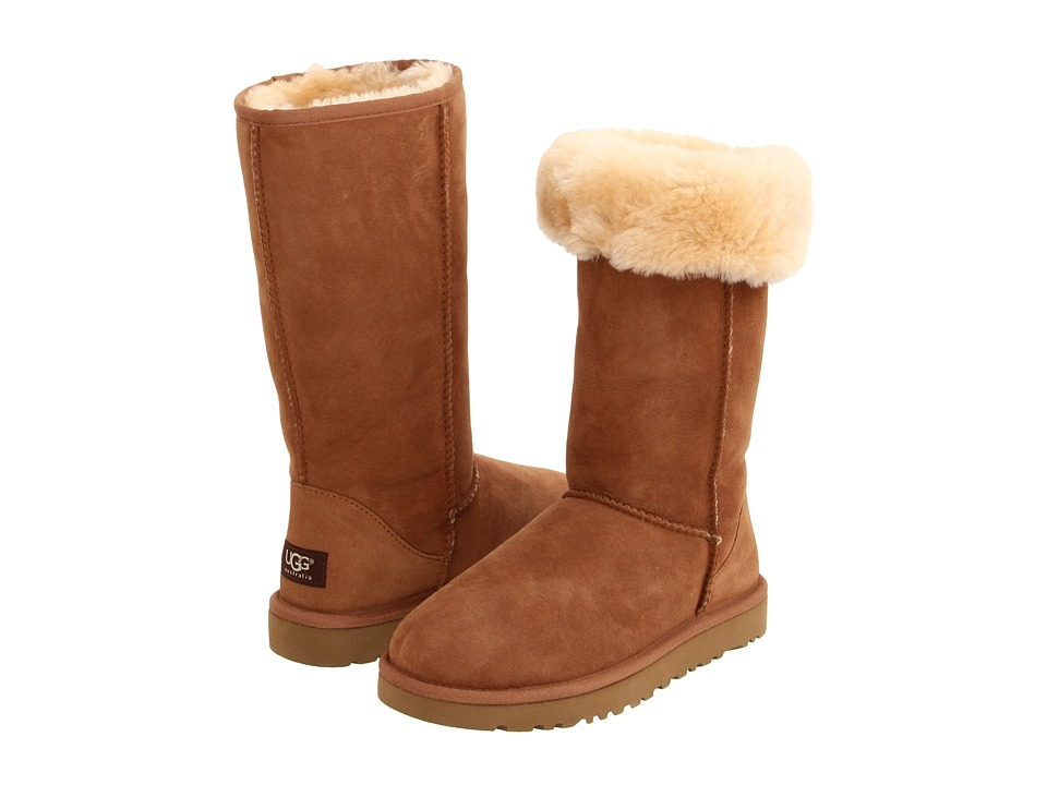 UGG - Classic Tall (Chestnut) Women's Boots