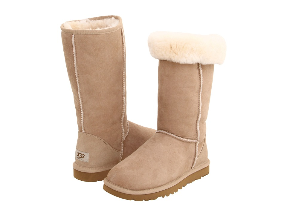 UGG - Classic Tall (Sand) Women's Boots