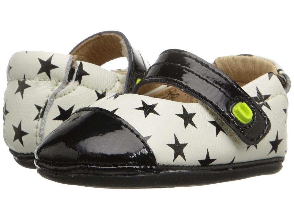 Umi Kids - Flori (Infant/Toddler) (Black Multi) Girl's Shoes
