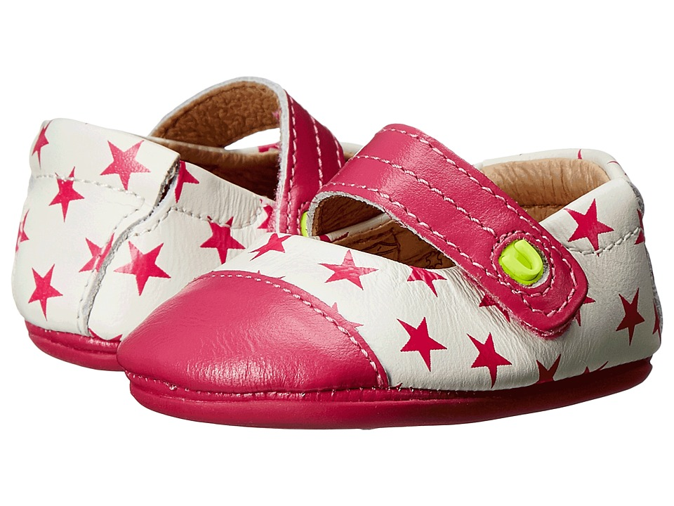 Umi Kids - Flori (Infant/Toddler) (Pink Muti) Girl's Shoes