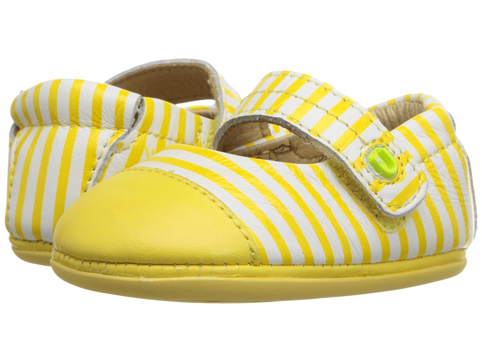 Umi Kids - Flori (Infant/Toddler) (Yellow) Girl's Shoes