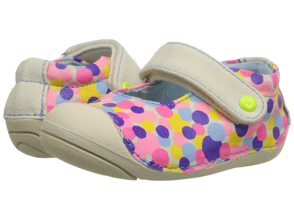 Umi Kids - Cass (Toddler) (Blue Multi) Girl's Shoes