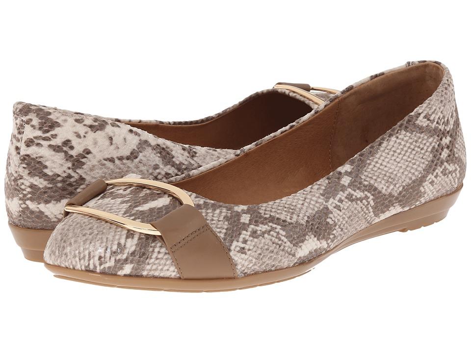 Sofft - Benton (Sand Viper Desert Snake Print) Women