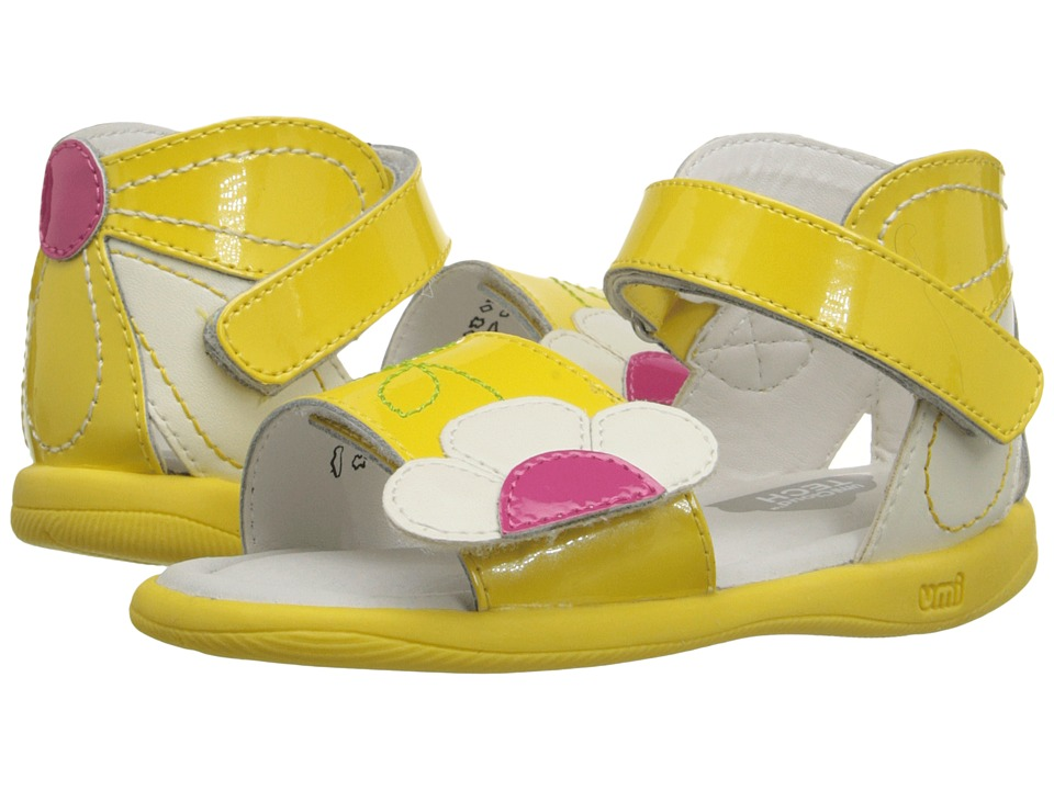 Umi Kids - Adriel Jr. (Toddler) (Yellow) Girls Shoes