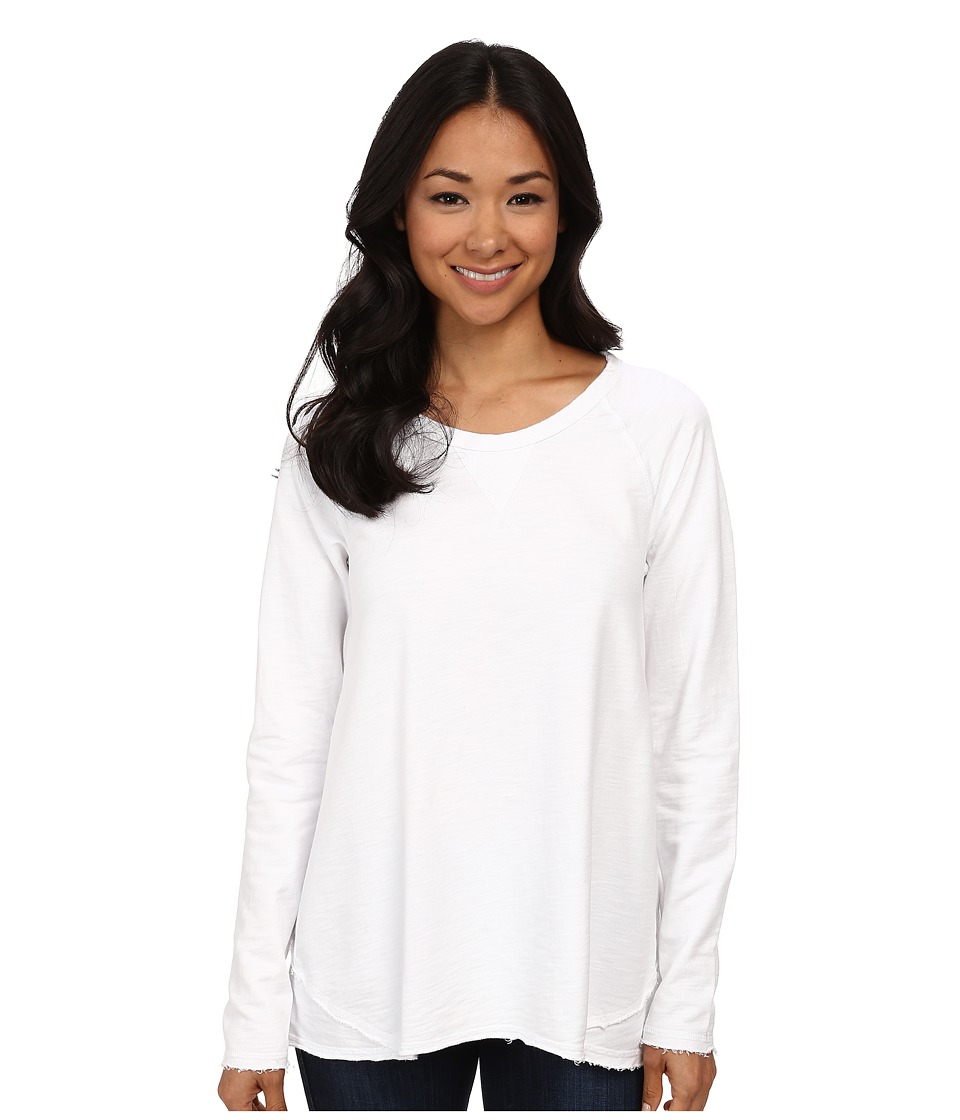 Fresh Produce - Discovery Sweatshirt (White) Women's Sweatshirt
