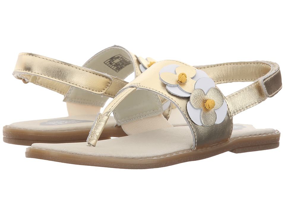 Umi Kids - Marin II (Little Kid) (Gold) Girls Shoes