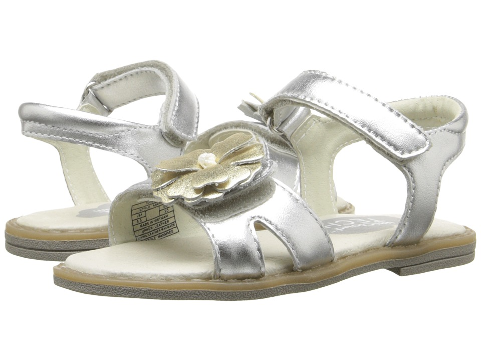 Umi Kids - Mara (Toddler/Little Kid) (Silver) Girls Shoes