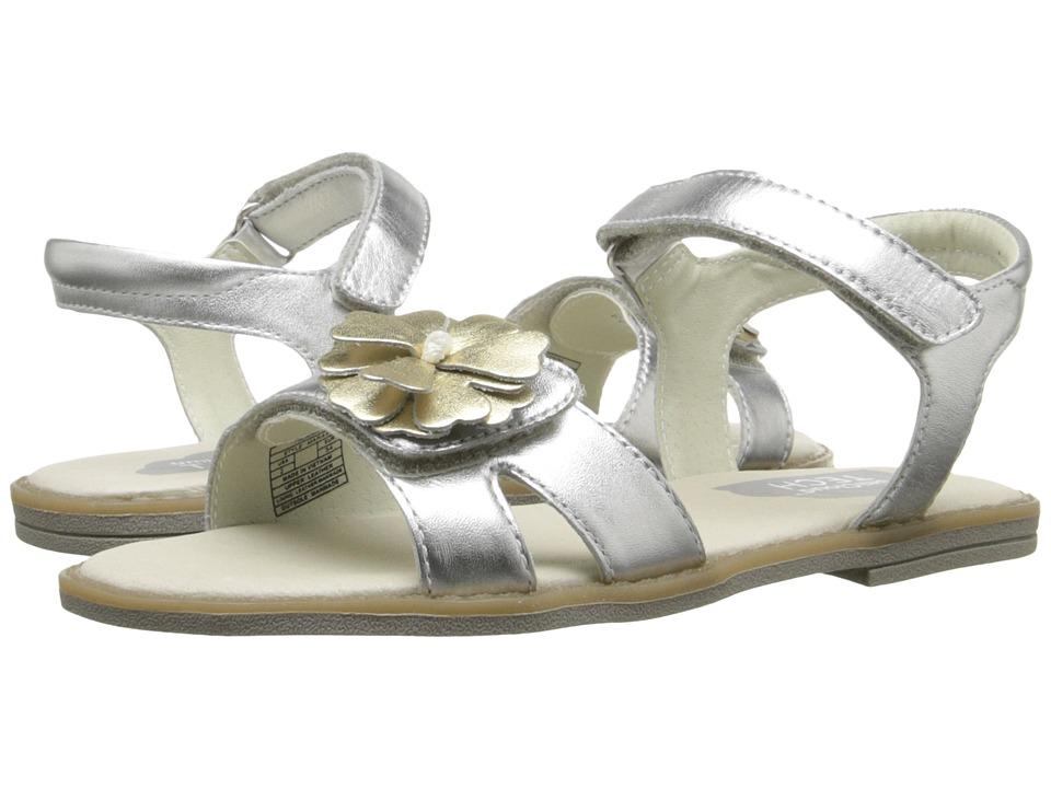 Umi Kids - Mara II (Little Kid) (Silver) Girls Shoes