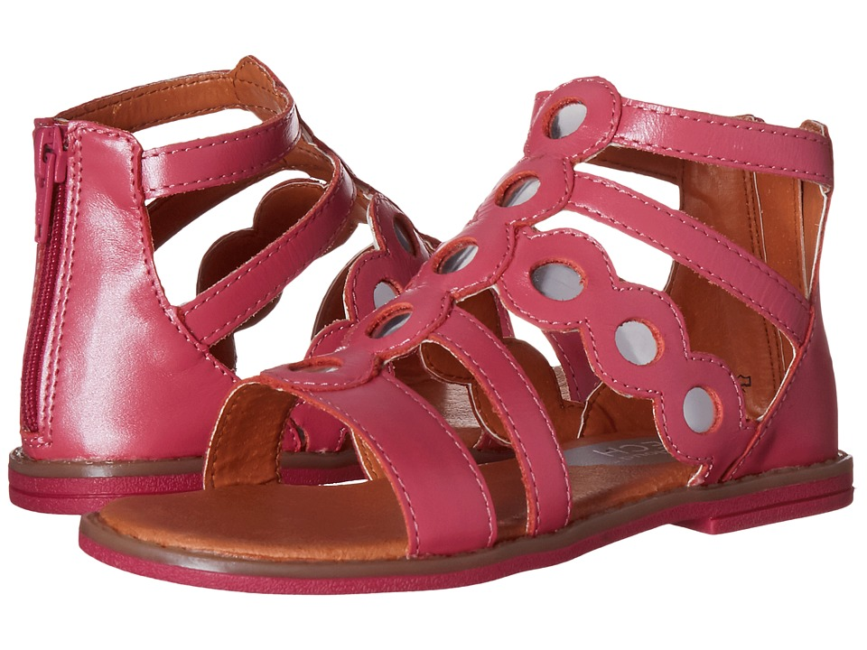 Umi Kids - Meda (Toddler/Little Kid) (Fuchsia) Girls Shoes
