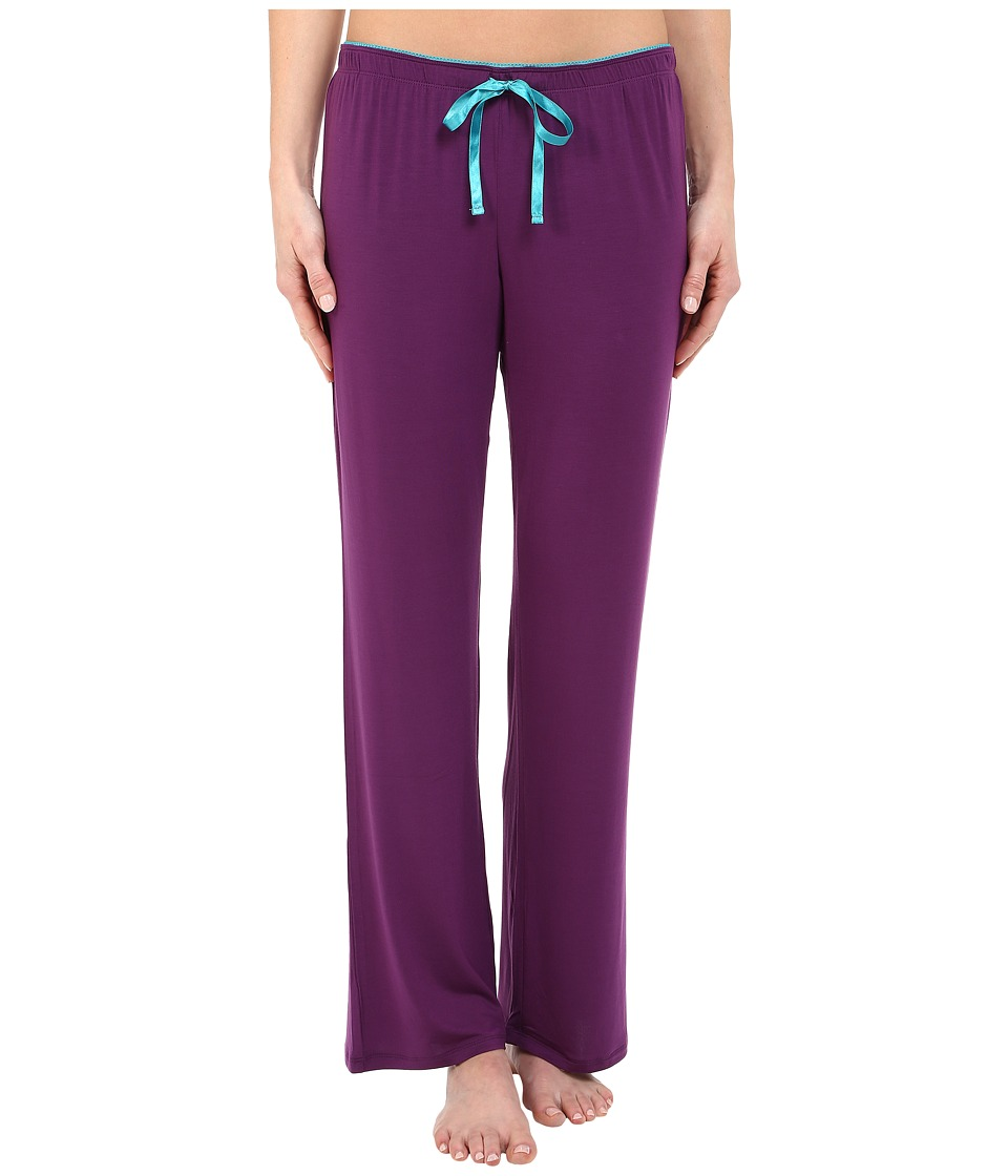 P.J. Salvage - Jewel of the Night Pajama Pants (Plum) Women's Pajama