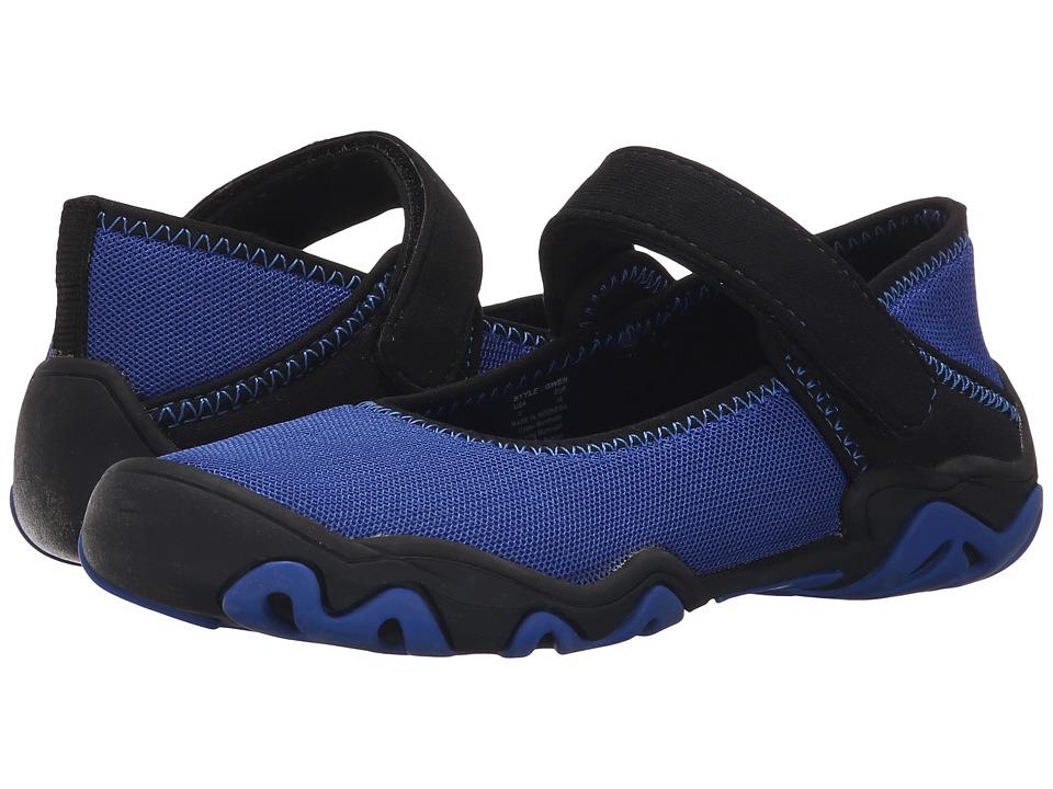Umi Kids - Gwen II (Little Kid) (Blue Multi) Girls Shoes