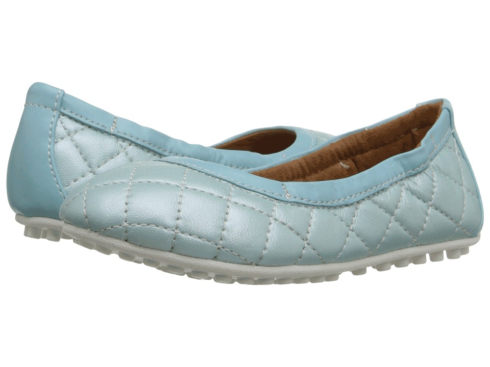 Umi Kids - Clea (Toddler/Little Kid) (Blue) Girl's Shoes