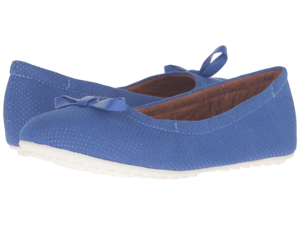 Umi Kids - Celina II (Little Kid) (Blue) Girls Shoes