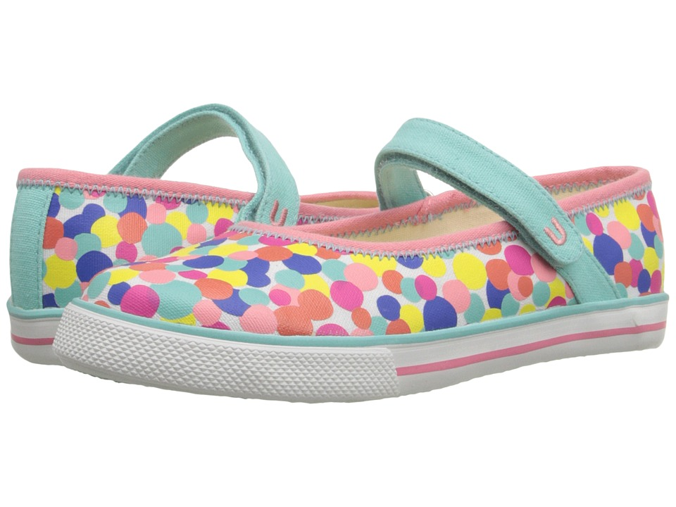 Umi Kids - Hana B II (Little Kid/Big Kid) (Pink Multi) Girls Shoes