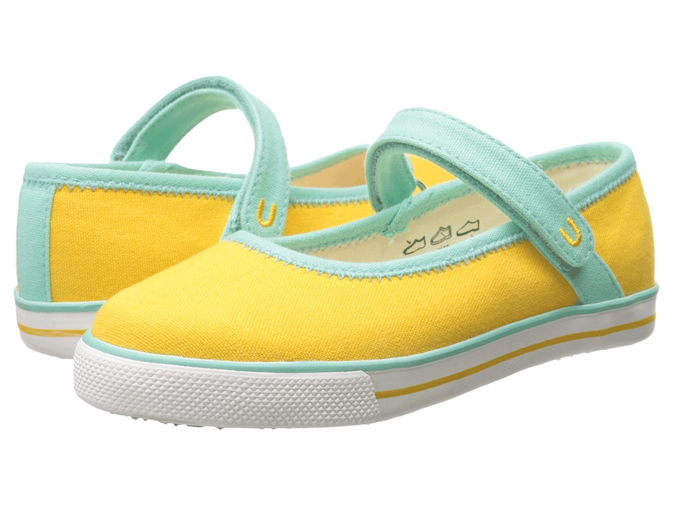 Umi Kids - Hana C (Toddler/Little Kid) (Yellow) Girls Shoes