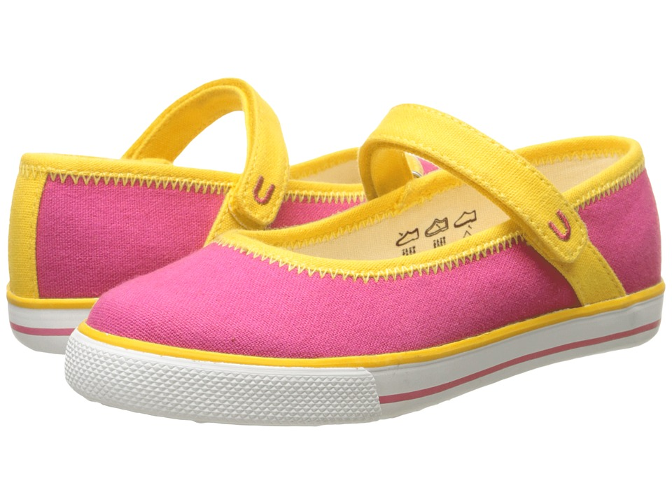 Umi Kids - Hana C (Toddler/Little Kid) (Pink) Girls Shoes