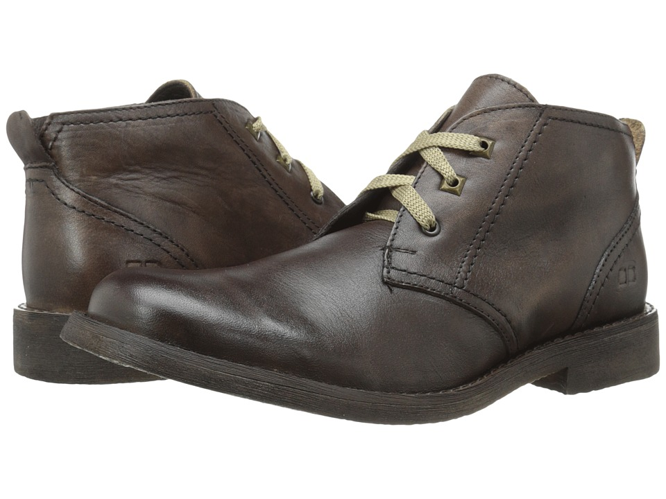Bed Stu - Draco (Teak Glove Leather) Men's Lace-up Boots