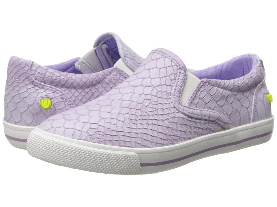 Umi Kids - Ava (Toddler/Little Kid) (Lavender) Girl's Shoes