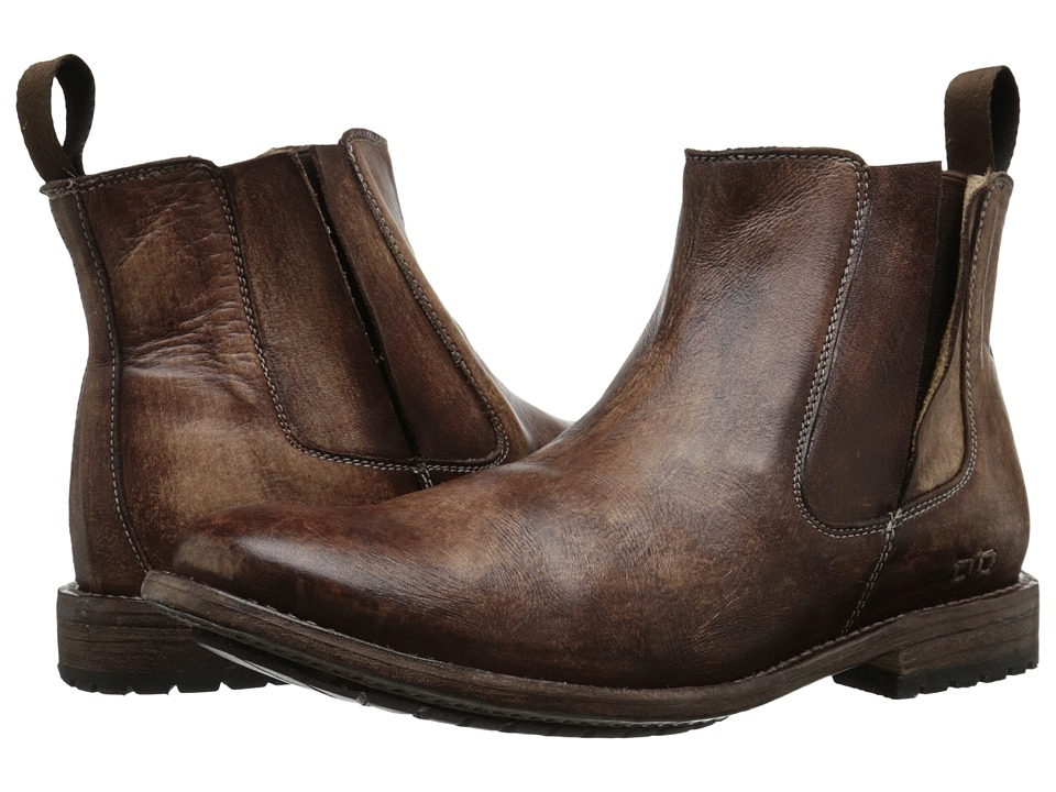 Bed Stu - Taurus (Teak Driftwood Leather) Men's Pull-on Boots