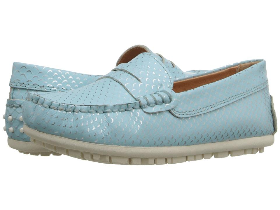 Umi Kids - Maci (Toddler/Little Kid) (Blue) Girls Shoes