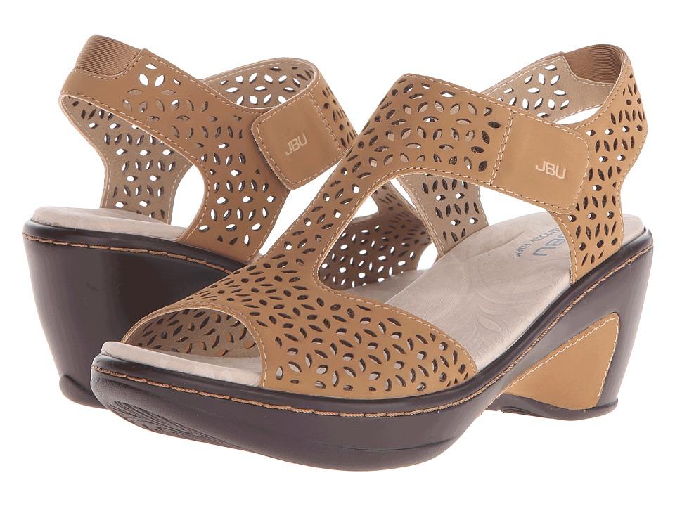 JBU - Chloe (Sand) Women's Wedge Shoes