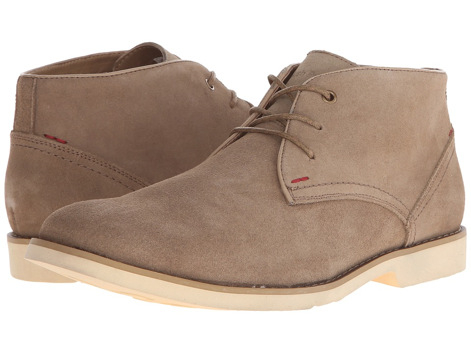 Hush Puppies - Graton EZ Dress (Taupe Suede) Men