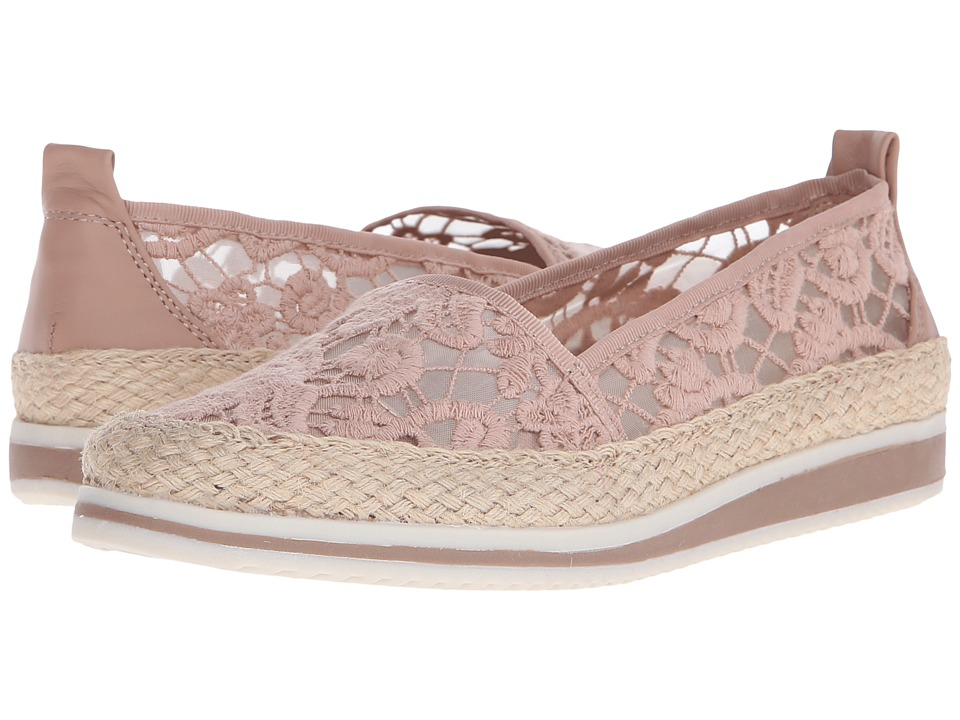 Naturalizer - Davenport (Taupe/Ivory Lace Fabric) Women