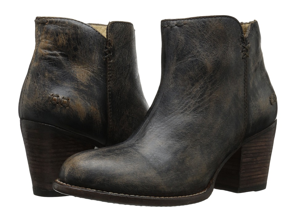 Bed Stu - Yell (Black Lux) Women's Boots