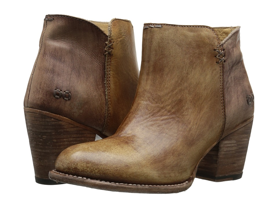 Bed Stu - Yell (Tan/Teak Driftwood) Women's Boots
