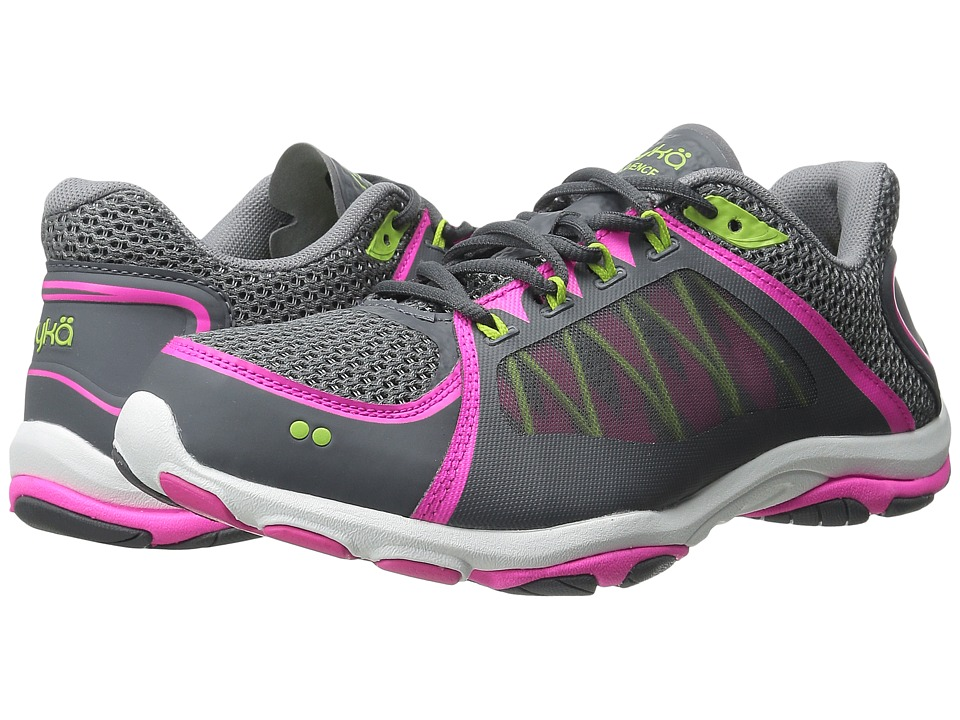 Ryka - Influence 2 (Steel Grey/Iron Grey/Athena Pink/Tender Shoots) Women's Shoes