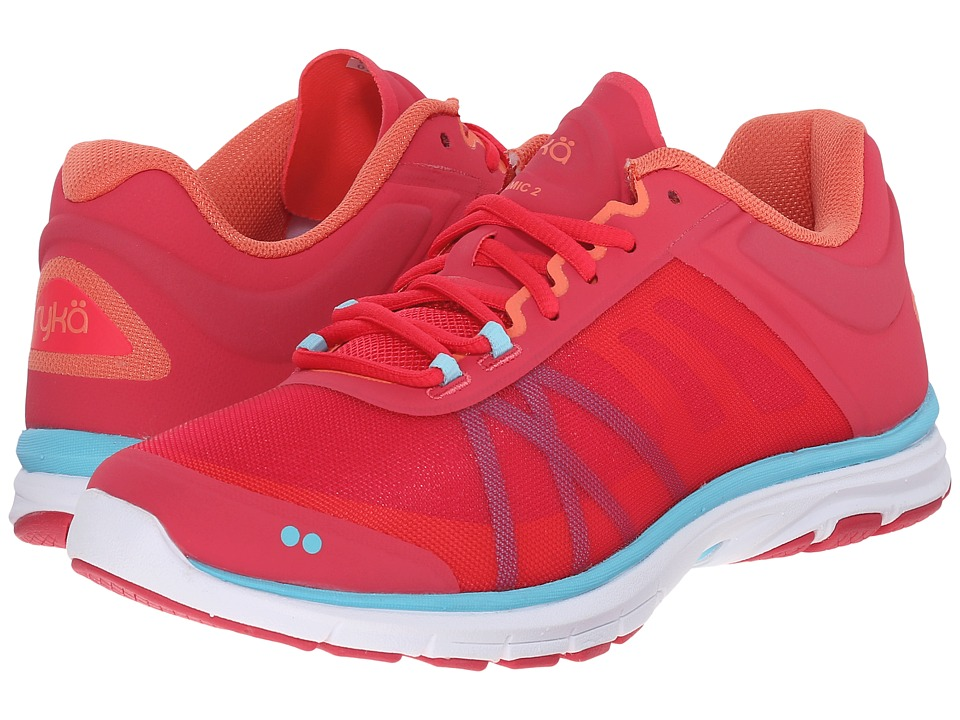 Ryka - Dynamic 2 (Azalea/Hot Pink/Fusion Coral/Winter Blue/Ivan the Grey) Women's Shoes